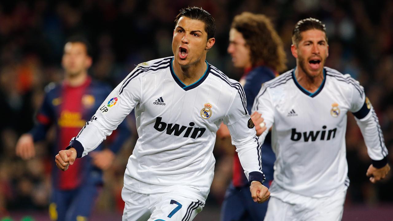 ريال مدريد 2013