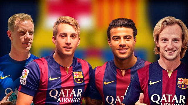 برشلونة لن يدخل الإنتقالات
