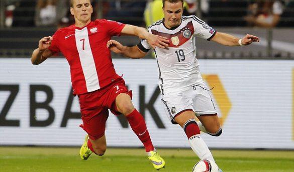 بث مباشر لمباراة ألمانيا وبولندا