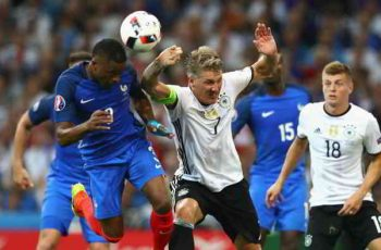 المانيا في مواجهة فرنسا