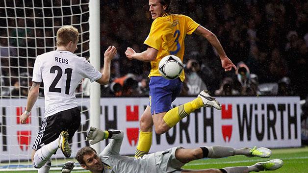 المانيا والسويد