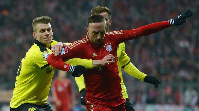 FCB BVB 920 Piszczek Ribery th