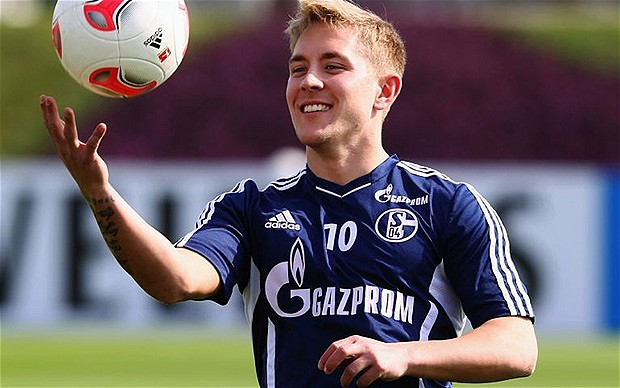 Lewis Holtby 2443194b