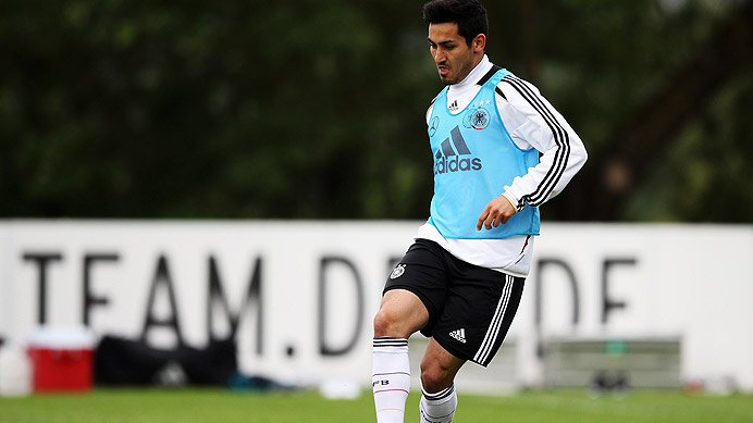 training guendogan dfb 692