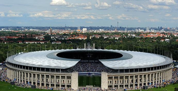 ملعب برلين جوهرة في عالم المستديرة