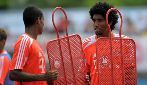 رسمياً.. غياب دانتي وغوستافو عن نهائي كأس المانيا بعد تهديدات البرازيل