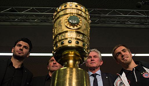 بايرن ميونخ سينضم لسبعة فرق أوروبية بحال التتويج بالثلاثية التاريخية