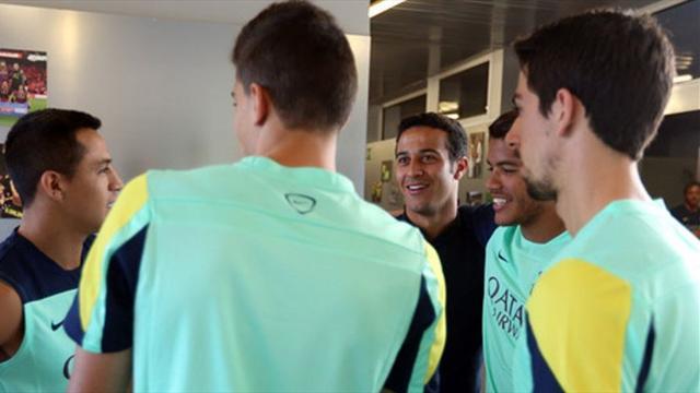 تياغو الكانتارا وأخر لحظاته مع برشلونة