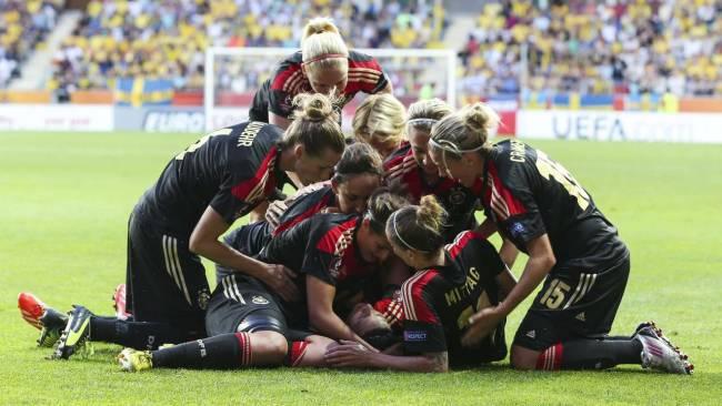 المانيا إلى نهائي كأس أمم اوروبا
