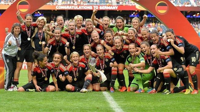 المانيا بطلة أوروبا 2013