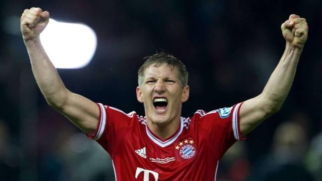شفاينشتايغر أفضل لاعب في المانيا