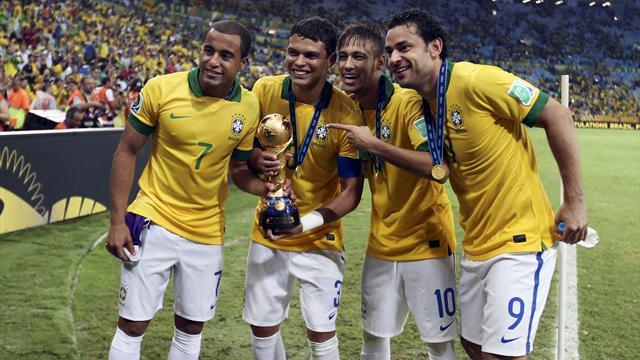 البرازيل بطلة لكأس القارات 2013