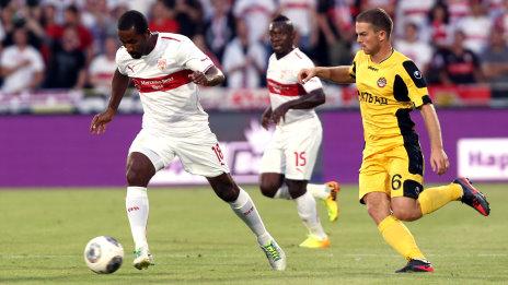 شتوتغارت يخطف بطاقة التأهل في الدوري الأوروبي