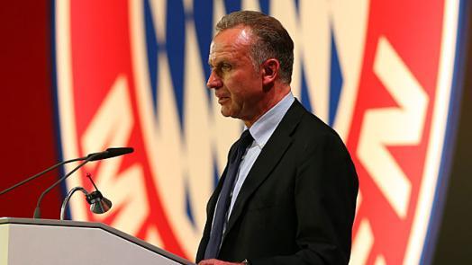 رومينيغيه رئيسا لرابطة الأندية الأوروبية