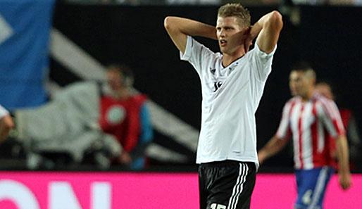 لارس بيندر ينضم لقائمة المصابين للمنتخب الألماني