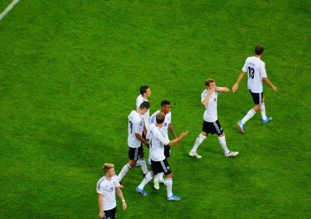 المنتخب الألماني واصل تصدر مجموعته فى تصفيات كأس العالم بعد فوزه على النمسا