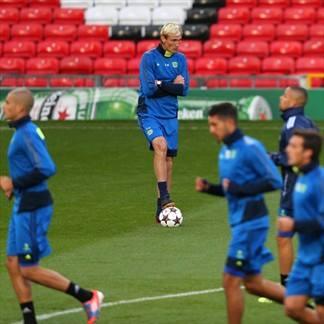 مباراة صعبة وأجواء ممتعة فى لقاء مانشستر يونايتد وباير ليفركوزن