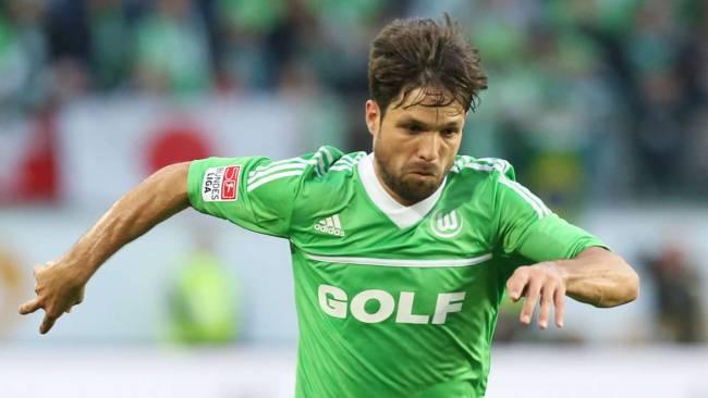 اللاعب البرازيلي دييغو