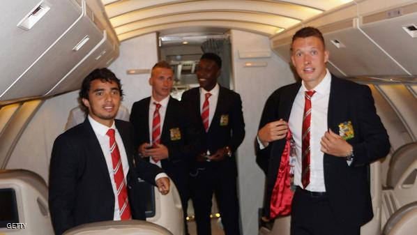 Manchester United Leave For Pre-Season Tour