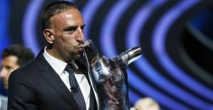 ريبيري أفضل لاعب بأوروبا 2013