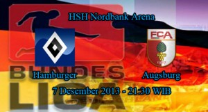 هامبورغ vs اوغسبورغ