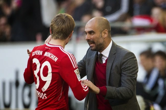 kroos and gua