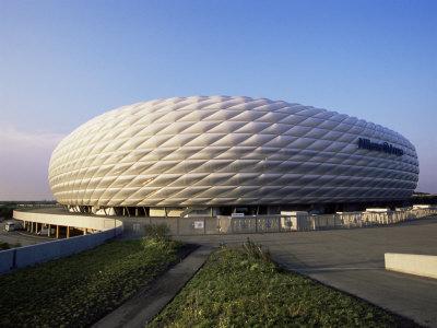 ملعب اليانز ارينا مرشح لإستضافة نهائي يورو 2020