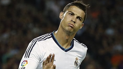 رونالدو يغيب عن نهائي كأس إسبانيا