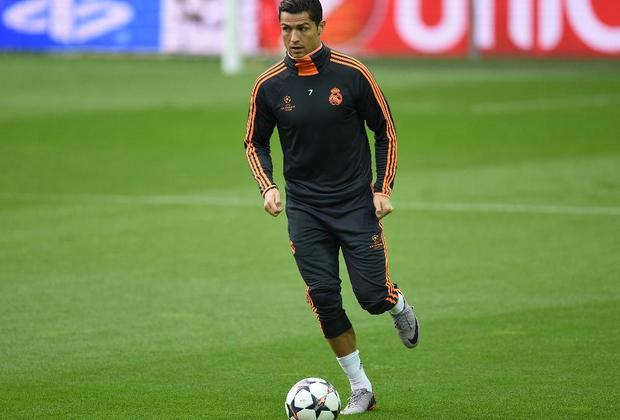 رونالدو يعود للتدريبات بشكل كامل مع ريال مدريد