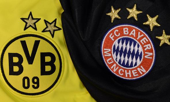 مباراة الكلاسيكو الألماني تنقل عبر 207 بلدان في العالم