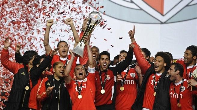 بنفيكا يُتوج بكأس البرتغال