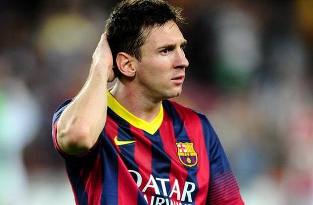 ميسي قد يرحل عن برشلونة