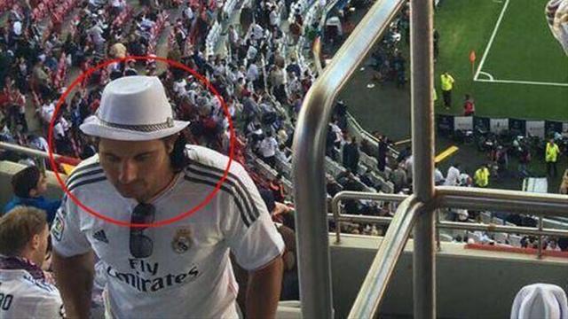 ميسي بقميص ريال مدريد!
