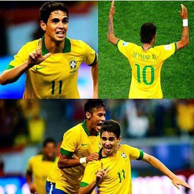 برازيل وكروتيا