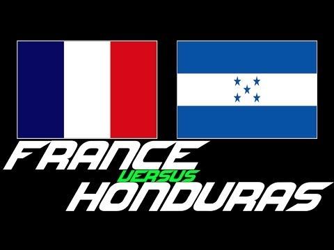 فرنسا × هندوراس