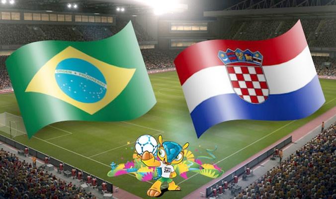 كرواتيا - البرازيل