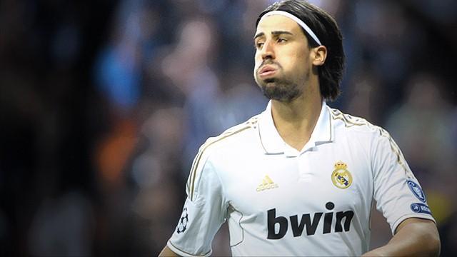 سامي خضيرة خارج صفوف ريال مدريد