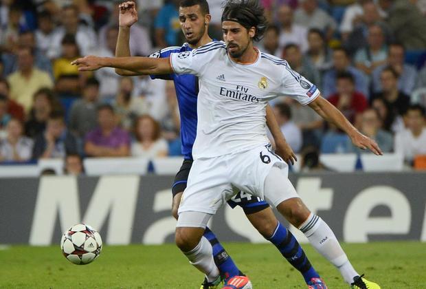 سامي خضيرة لن يرحل عن صفوف ريال مدريد
