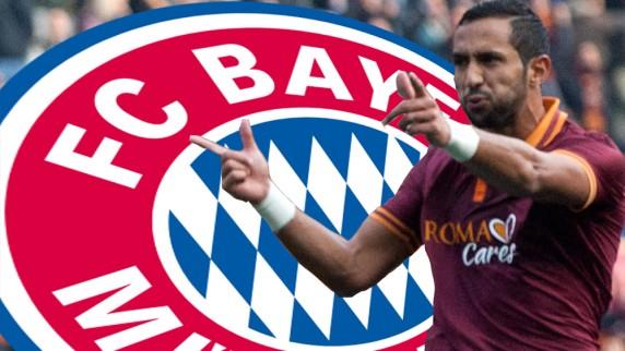 Mehdi-Benatia-FC-Bayern-Muenchen-AS-Rom