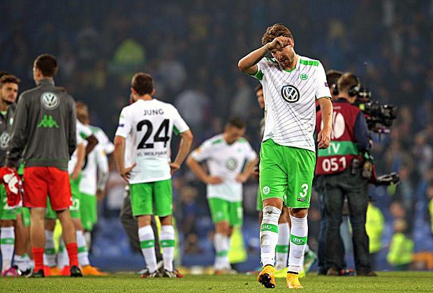 فولفسبورغ يتعرض لهزيمة قاسية في الدوري الأوروبي