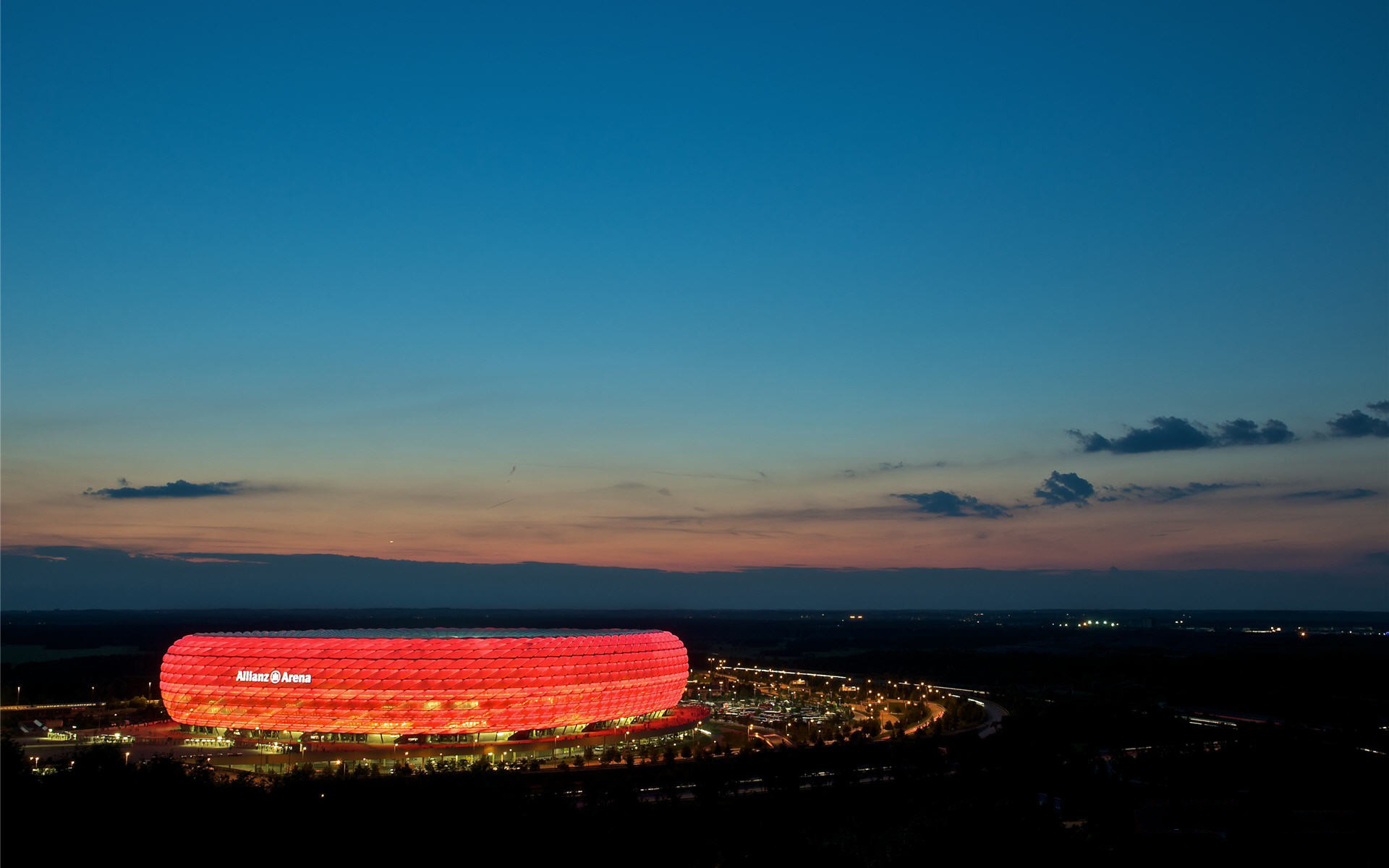 مدينة مونيخ تستضيف عدة مباريات بيورو 2020