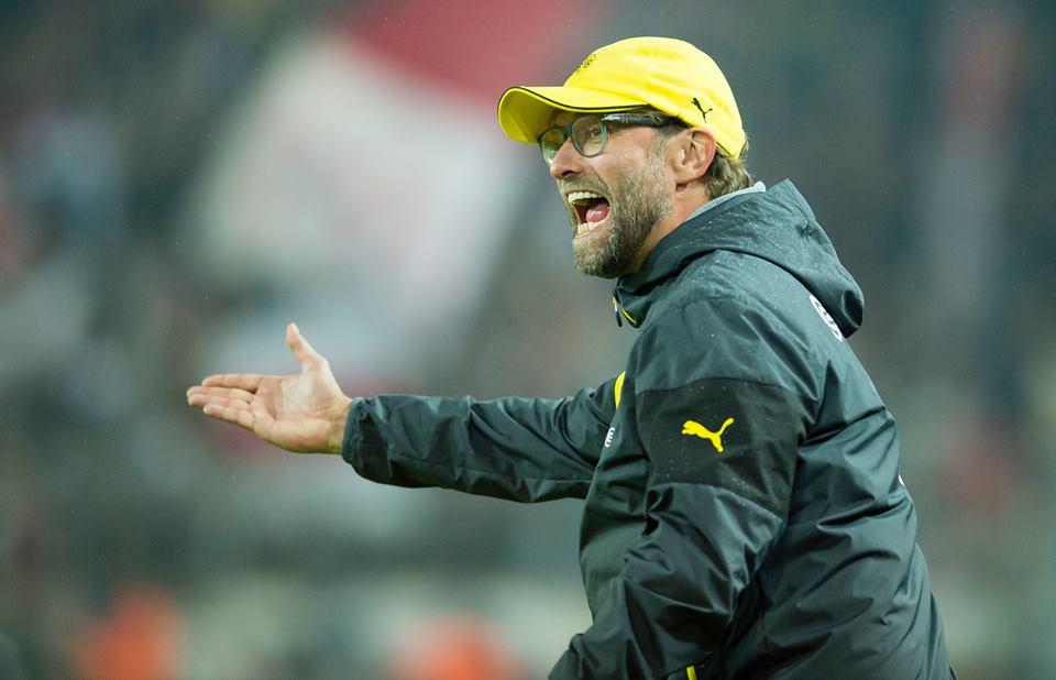 يورغن كلوب راض عن نتيجة التعادل مع شتوتغارت بالدوري الألماني