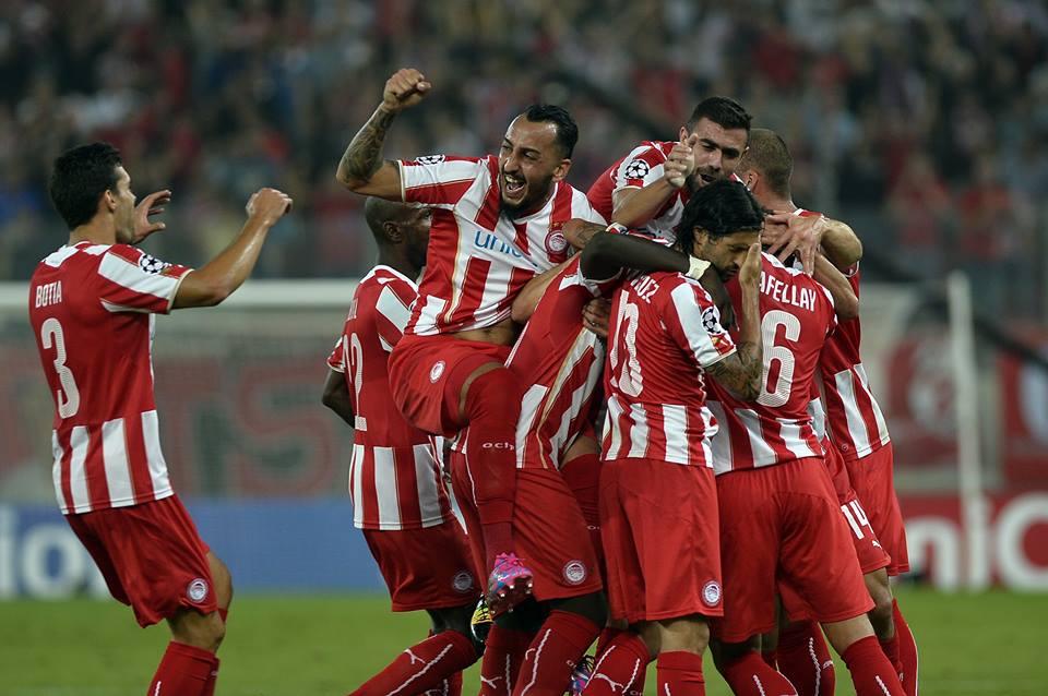أولومبياكوس يحقق أولى المفاجآت وينتصر على أتليتكو مدريد