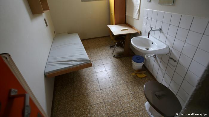 الزنزانة 108 الخاصة بأولي هونيس