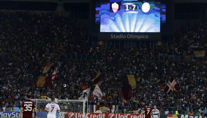 بايرن 7-1 روما