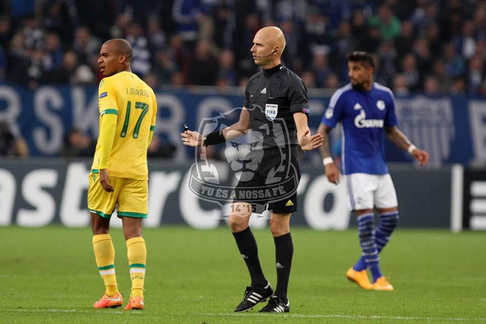 لشبونة يطالب الويفا بإعادة المباراة