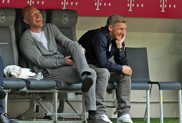 زامر يتوقع تعافي شفاينشتايغر من الإصابة قبل قدوم 2015