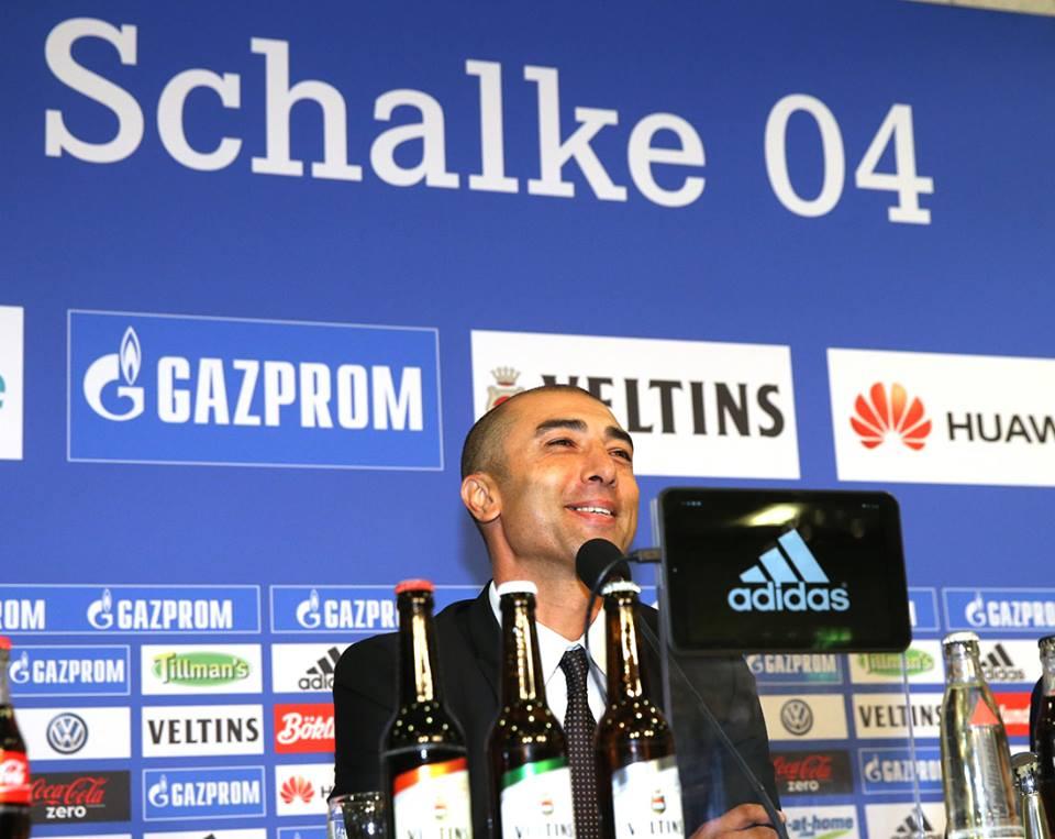 دي ماتيو مستعد للبدء بالعمل مع شالكة الألماني