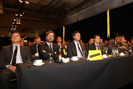 إجتماع طارئ في دورتموند