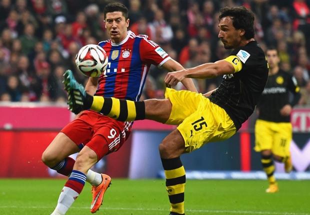 سعادة وثقة من طرف بايرن ميونخ عد الفوز بالكلاسيكو الألماني